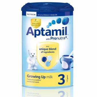 Sữa Aptamil số 3 900g (Hàng công ty)