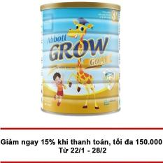 Sữa bột Abbott Grow Gold 3+ hương vani 1.7kg