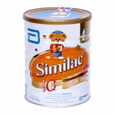 Sữa bột Abbott Similac IQ Plus số 4 900g (2-6 tuổi)