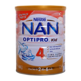 Sữa bột NESTLE Nan Kid 4 OPTIPRO 900g