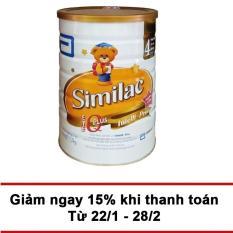 Sữa bột Similac IQ 4 hương vani 1.7kg