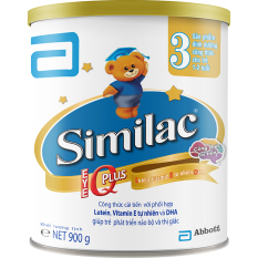 Sữa bột Similac IQ3 900g - new