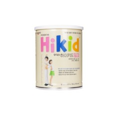 Sữa Hikid vị vani 600g