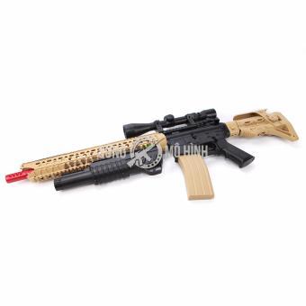 Súng đạn thạch M4 STD - 8787960 , TO007TBAA3F0NSVNAMZ-6016024 , 224_TO007TBAA3F0NSVNAMZ-6016024 , 1200000 , Sung-dan-thach-M4-STD-224_TO007TBAA3F0NSVNAMZ-6016024 , lazada.vn , Súng đạn thạch M4 STD