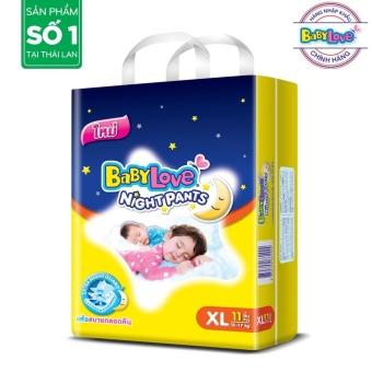 T�� qu���n BabyLove NightPants XL11 (12-17kg) - G��i 11 mi���ng