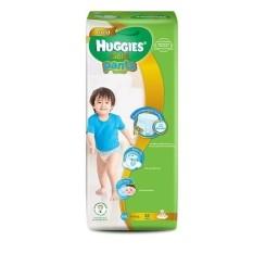 Tã quần cao cấp Huggies Gold Bé trai XXL32