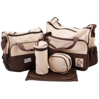 Túi đựng đồ cho mẹ và bé (Nâu) - 8354686 , NO054TBAA14JPLVNAMZ-1638602 , 224_NO054TBAA14JPLVNAMZ-1638602 , 482000 , Tui-dung-do-cho-me-va-be-Nau-224_NO054TBAA14JPLVNAMZ-1638602 , lazada.vn , Túi đựng đồ cho mẹ và bé (Nâu)