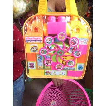 Túi xếp hình cho bé