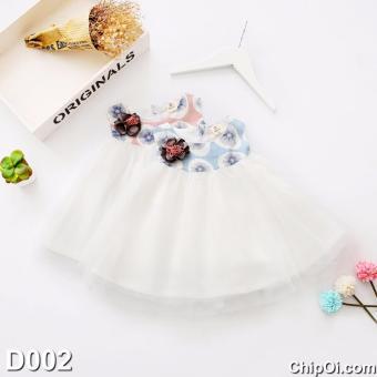 OE680TBAA5O97TVNAMZ-10405571 - Váy đầm công chúa in họa tiết hoa bồ công anh cho bé gái xinh đẹpgiá rẻ