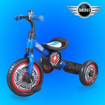 Xe đạp 3 bánh cao cấp Mini BMW Tricycle Bike (Xanh Navy)