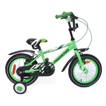Xe đạp trẻ em Asama KZB 151401 (Xanh lá)