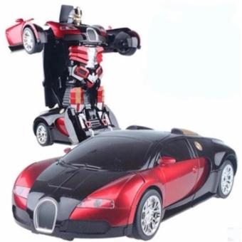 Xe ô tô biến hình siêu nhân NNN