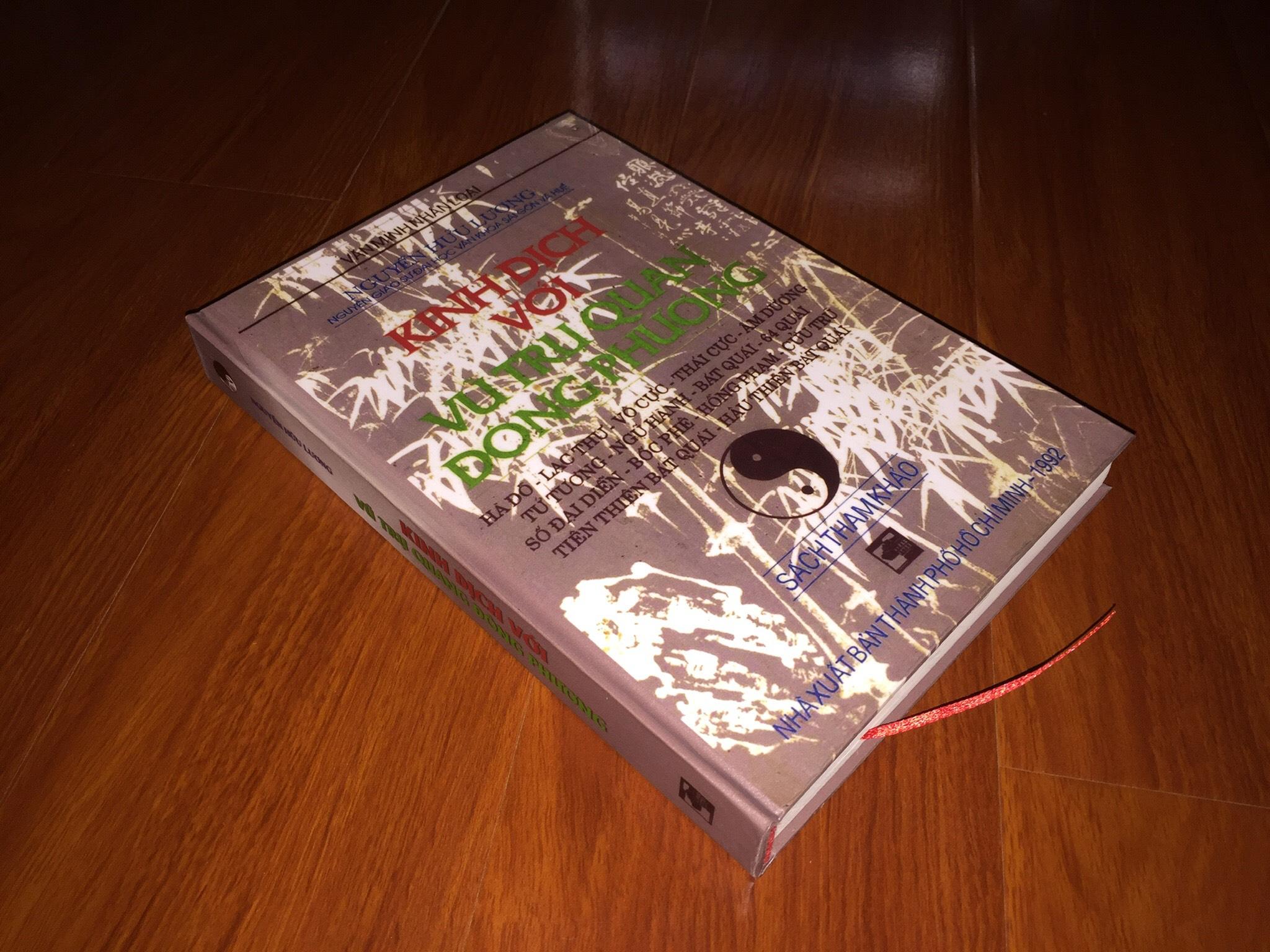 Kinh Dịch Với Vũ Trụ Quan Đông Phương