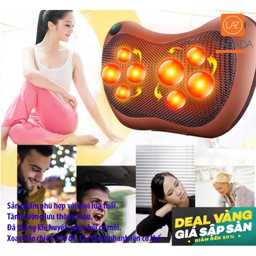 Hình ảnh Bán máy massage bụng, Các loại máy massage bụng - Massage 8 bi T99, xoay đảo chiều 360 độ tiếp cận tối đa các vùng mô tế bào - Dòng sản phẩm cao cấp, loại tốt Mẫu 533 - Bh uy tín 1 đổi 1 bởi HDTECH
