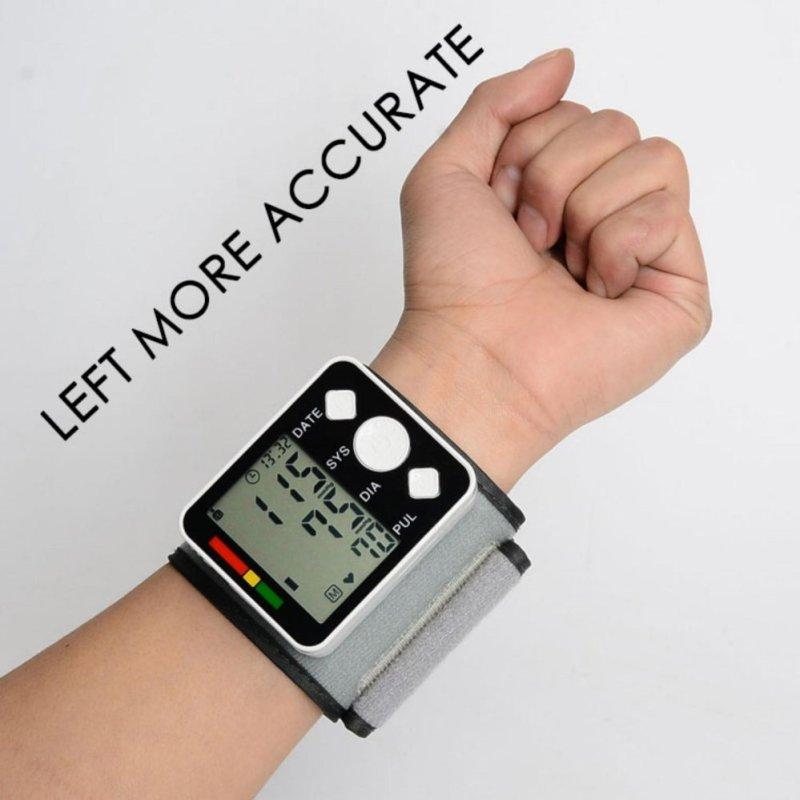 Nơi bán Bệnh hạ huyết áp - Máy Đo Huyết Áp Cổ Tay cao cấp H268, giá rẻ nhất, sử dụng đơn giản -  Bảo Hành Uy Tín TECH-ONE