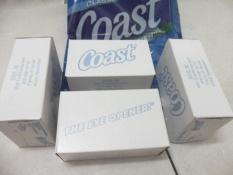 Bộ 4 Xà Bông cục Coast 113g của Mỹ Mã N0.1