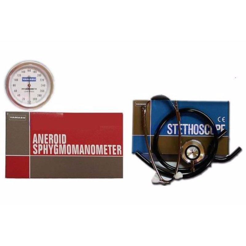 Nơi bán Bộ máy đo huyết áp cơ Yamasu - Nhật Bản