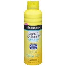 Nơi mua Chai xịt chống nắng không thấm nước Neutrogena Beach Defence SPF 70 184g