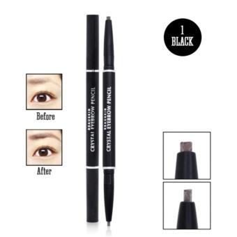 Chì kẻ mày 2 đầu Beauskin Eyebrow Crystal Eyebrow Pencil #01 (Màu Đen) - 8075622 , BR639HBAA5PZ9DVNAMZ-10499939 , 224_BR639HBAA5PZ9DVNAMZ-10499939 , 75900 , Chi-ke-may-2-dau-Beauskin-Eyebrow-Crystal-Eyebrow-Pencil-01-Mau-Den-224_BR639HBAA5PZ9DVNAMZ-10499939 , lazada.vn , Chì kẻ mày 2 đầu Beauskin Eyebrow Crystal Eyebrow P