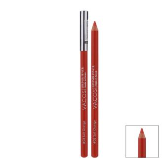 Chì Kẻ Viền Môi Vacosi Lipliner Pencil No.2 - Soft Orange