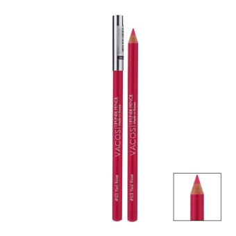 Chì Kẻ Viền Môi Vacosi Lipliner Pencil No.3 - Red Rose