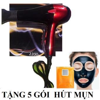 Combo máy sấy tóc siêu bền công suất 2200w + tặng kèm 5 gói lột mụn - 8314018 , NO007HBAA64HZLVNAMZ-11276254 , 224_NO007HBAA64HZLVNAMZ-11276254 , 200000 , Combo-may-say-toc-sieu-ben-cong-suat-2200w-tang-kem-5-goi-lot-mun-224_NO007HBAA64HZLVNAMZ-11276254 , lazada.vn , Combo máy sấy tóc siêu bền công suất 2200w + tặng kè