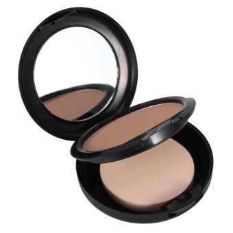 Compact Pressed Powder With Puff Facial Foundation Makeup Tool(#3)- intl