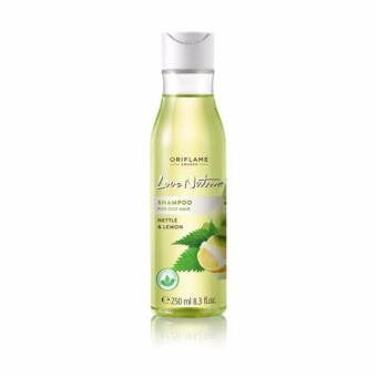 Dầu gội dành cho nhờn Love Nature Shampoo for Oily Hair Nettle & Lemon