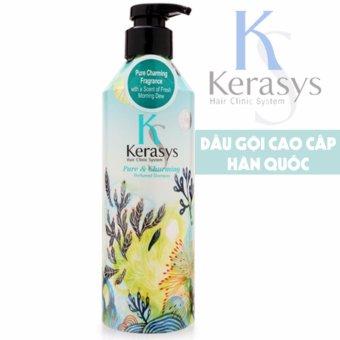 Dầu gội nước hoa cung cấp dưỡng chất cho tóc KeraSys Pure & charming cao cấp Hàn Quốc 600ml - Hàng Chính Hãng - 8219739 , KE999HBAA2PVLEVNAMZ-4664852 , 224_KE999HBAA2PVLEVNAMZ-4664852 , 400000 , Dau-goi-nuoc-hoa-cung-cap-duong-chat-cho-toc-KeraSys-Pure-charming-cao-cap-Han-Quoc-600ml-Hang-Chinh-Hang-224_KE999HBAA2PVLEVNAMZ-4664852 , lazada.vn , Dầu gội nước ho
