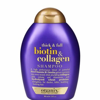 Dầu gội OGX Biotin & Collagen 385ml