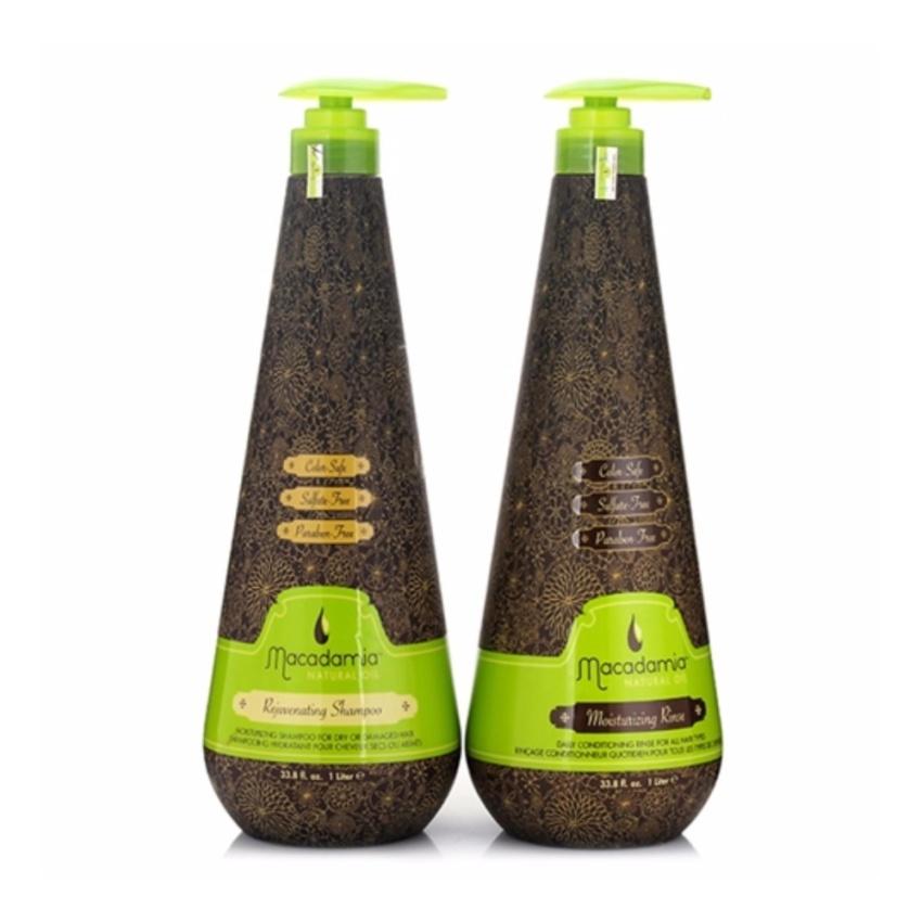 Dầu xả dưỡng ẩm, trẻ hóa tóc Macadamia 500ml