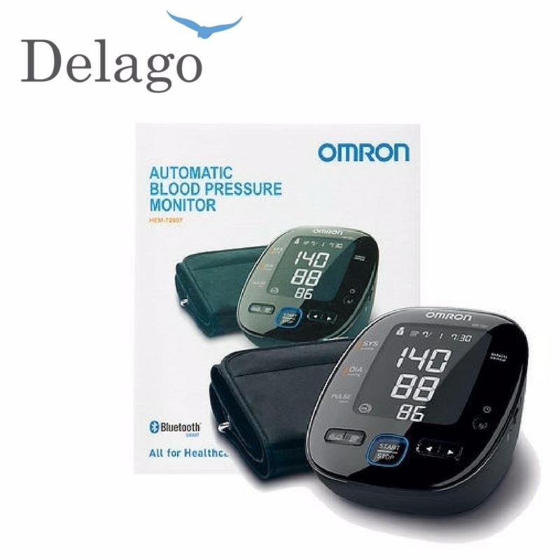 Nơi bán [Delago] Máy đo huyết áp bắp tay Omron 7280T (Nhật)