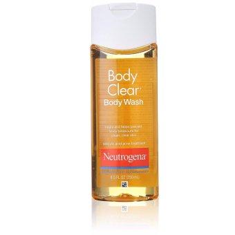 Gel tắm trị mụn Neutrogena Body Clear Body Wash 250ml