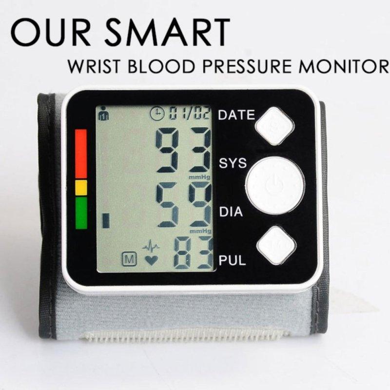 Nơi bán Giá máy đo đường huyết omrom - Máy Đo Huyết Áp Cổ Tay cao cấp H268, giá rẻ nhất, sử dụng đơn giản -  Bảo Hành Uy Tín TECH-ONE