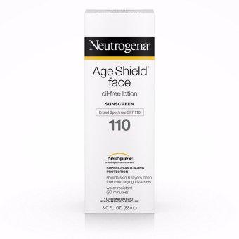 Kem Chống Nắng Chống Lão Hóa Neutrogena Age Shield Face oil free lotion SPF 110+