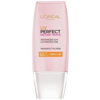 Kem chống nắng dưỡng da trắng sáng tức thì L'Oréal UV Perfect Instant White SPF50 PA +++ 30ml