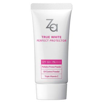 Kem Chống Nắng Dưỡng Trắng Spf 50+ Za True White Ex Perfect Protector 30 G