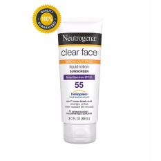 Bảng Báo Giá Kem Chống Nắng Neutrogena Clear Face Broad Spectrum SPF 55 88ml