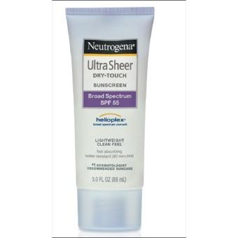 Kem chống nắng Neutrogena Ultra Sheer Dry-Touch Sunscreen 88ml SPF 55