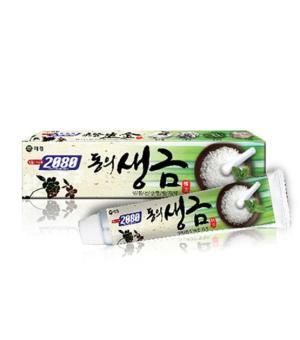 Kem đánh răng 2080 Dong-ui (tinh chất thảo mộc & muối)