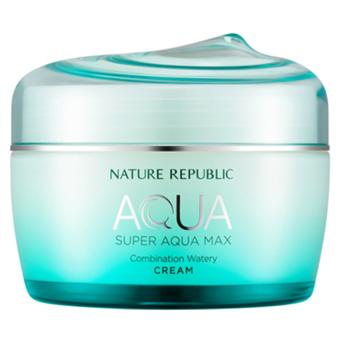 Kem dưỡng ẩm Nature Republic Super Aqua Max Combination WateryCream 80ml