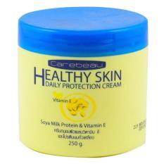Kem dưỡng ẩm toàn thân Vitamin E Body Cream Carebeau Thái Lan - Nắp Xanh 250g tốt nhất