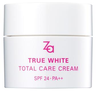 Kem dưỡng trắng đa năng Za True White Total Care Cream 50g