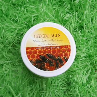 Kem ủ tóc Mật Ong – Bee Collagen 1000ml + Tặng 01 nón trùm tóc