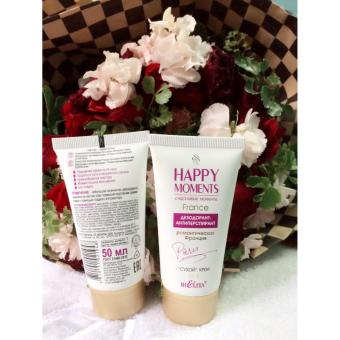 Lăn kem khử mùi hương nước hoa Happy Moment 50ml
