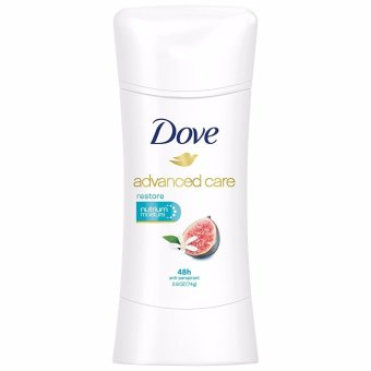Lăn khử mùi nữ dạng sáp Dove Advanced Care Antiperspirant DeodorantRestore 74g - 8121393 , DO704HBAA3GY6PVNAMZ-6107723 , 224_DO704HBAA3GY6PVNAMZ-6107723 , 289000 , Lan-khu-mui-nu-dang-sap-Dove-Advanced-Care-Antiperspirant-DeodorantRestore-74g-224_DO704HBAA3GY6PVNAMZ-6107723 , lazada.vn , Lăn khử mùi nữ dạng sáp Dove Advanced Care
