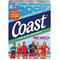 Xà Bông Cục Coast 113gx8 cuc