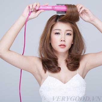 Lược chải tóc NOVA 8810 dễ dàng tạo kiểu