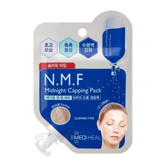 Mặt nạ ngủ dưỡng trắng da Mediheal N.M.F Midnight Capping Pack 15ml
