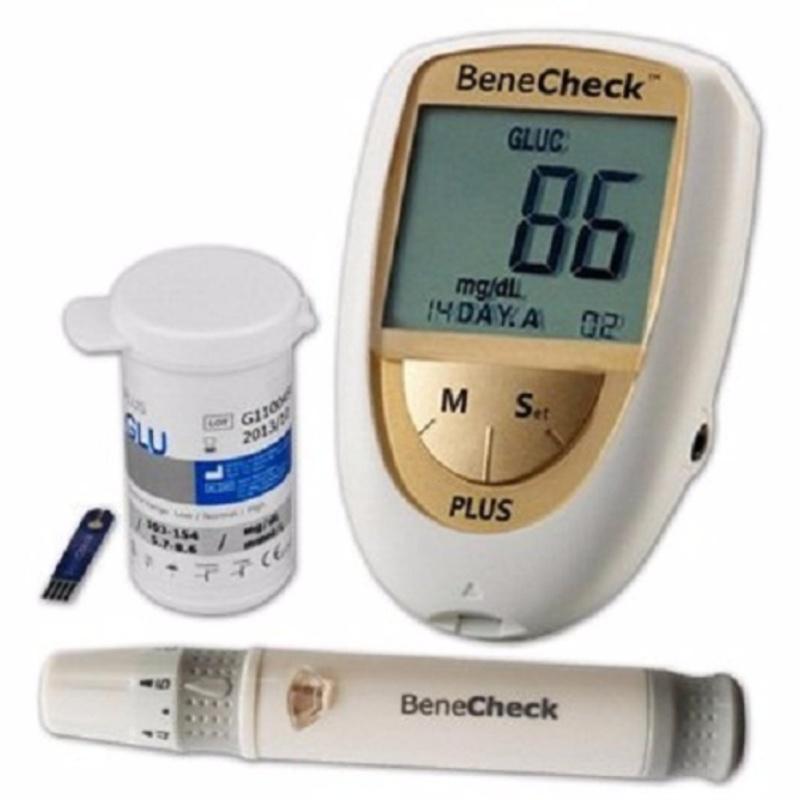 Nơi bán Máy đo đường huyết Benecheck Plus